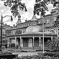 The Henry B. Plant Museum Bw by HH Photography of Florida