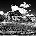 The High Andes Monochrome by Steve Harrington