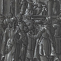 The High Priest Before Pilate [verso] by German 16th Century