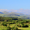 The Hills Of Southern Ireland by Keith Thain