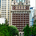 The Historic Adolphus Hotel by Mountain Dreams