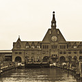 The Historic Crrnj Train Terminal by Jiayin Ma