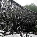 The Historic Kinsol Trestle 3. by Andrew Kim