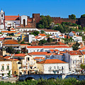 The Historic Town Of Silves In Portugal by Louise Heusinkveld