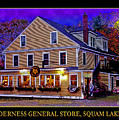 The Holderness General Store by Nancy Griswold