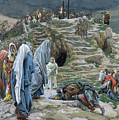 The Holy Women Stand Far Off Beholding What Is Done by James Jacques Joseph Tissot