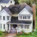 The Homes Of Mackinac Island Michigan 02 Pa by Thomas Woolworth