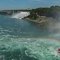 The Hornblower, Niagara Falls by Brenda Jacobs