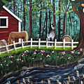 The Horse Farm by Ruth Fabiano