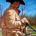 The Horse Trainer No. 2 by Joyce Geleynse