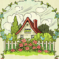 The House At The End Of Storybook Lane by Little Bunny Sunshine