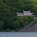 The House By The Llyn Peris by MSVRVisual Rawshutterbug