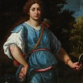 The Huntress by Matteo Rosselli