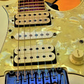 The Ibanez Guitar 2 by David Patterson
