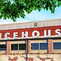 The Icehouse - Market District - Bentonville Arkansas by Gregory Ballos