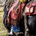 The Idaho Cowboy Western Art By Kaylyn Franks by Kaylyn Franks