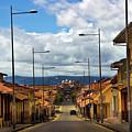 The Inca Trail Passes Through Cuenca II by Al Bourassa