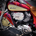The Indian Chief by David Patterson