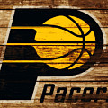 The Indiana Pacers 3c by Brian Reaves