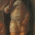 The Infant Redeemer 1495 by Mantegna Andrea