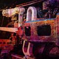 The Ingenuity Of Steam Digital Painting 3997 Dp_3 by Steven Ward