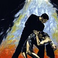 The Intoxication Of Tango by Richard Young