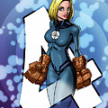 The Invisible Woman by Josh Vierela