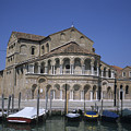 The Island Of Murano Is A Quiet Islan by Taylor S. Kennedy