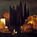 The Isle Of The Dead 1880 by Bocklin Arnold