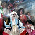 The Italia Family by Elisabeth Nussy Denzler von Botha