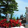 The Italian Garden by Dennis McCarthy