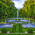 The Italian Water Gardens by Nick Zelinsky