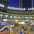 The Jacksonville Landing - Florida - Jazzfest by Jason Politte
