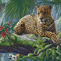 The Jaguar by Lucie Bilodeau