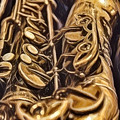 The Jazz Machine by Enrique Meza Costeno