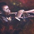 The Jazz Player by Jun Jamosmos