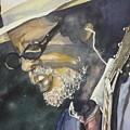 The Jazz Singer by Barbi Vandewalle