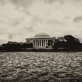 The Jefferson Memorial by Bill Cannon