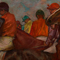 The Jockeys by Mountain Dreams