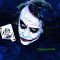 The Joker by Scott Ashgate