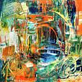 The Journey Inward by Dan Sisken