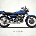 The Kawasaki H2 1975 by Mark Rogan