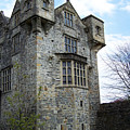 The Keep At Donegal Castle Ireland by Teresa Mucha
