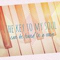 The Key To My Soul by Brandi Fitzgerald