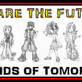 The Kids Of Tomorrow 3 by Shawn Dall