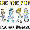 The Kids Of Tomorrow by Shawn Dall