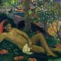 The Kings Wife by Paul Gauguin