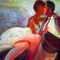 The Kiss by Bob Dornberg