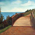 The Kissing Bridge by Sharon Steinhaus