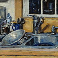 The Kitchen Sink by Thor Wickstrom